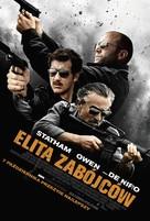 Killer Elite - Polish Movie Poster (xs thumbnail)