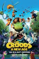 The Croods: A New Age - South African Movie Poster (xs thumbnail)