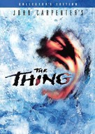 The Thing - DVD movie cover (xs thumbnail)