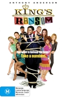 King's Ransom - Australian DVD cover (xs thumbnail)