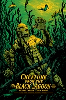 Creature from the Black Lagoon - Re-release movie poster (xs thumbnail)