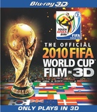 The Official 3D 2010 FIFA World Cup Film - Blu-Ray movie cover (xs thumbnail)