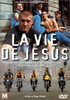 La vie de Jésus - French DVD cover (xs thumbnail)