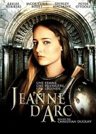 Joan of Arc - French DVD cover (xs thumbnail)