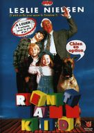 Rent-a-Kid - French DVD cover (xs thumbnail)