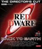 """Red Dwarf"" - Blu-Ray movie cover (xs thumbnail)"