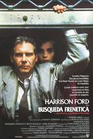 Frantic - Argentinian Movie Poster (xs thumbnail)