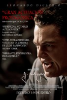 J. Edgar - Chilean Movie Poster (xs thumbnail)
