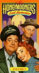 """The Honeymooners"" - VHS cover (xs thumbnail)"