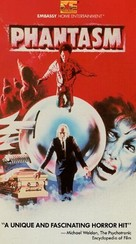 Phantasm - VHS cover (xs thumbnail)