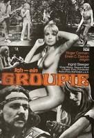 Ich, ein Groupie - German Movie Poster (xs thumbnail)