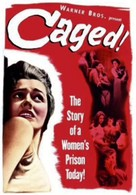 Caged - DVD cover (xs thumbnail)