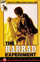 The Harrad Experiment - VHS cover (xs thumbnail)