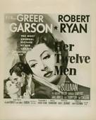 Her Twelve Men - poster (xs thumbnail)