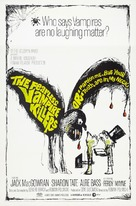 Dance of the Vampires - Theatrical movie poster (xs thumbnail)