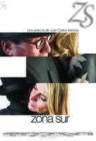 Zona sur - Bolivian Movie Poster (xs thumbnail)