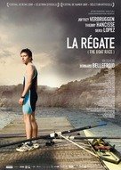 La régate - Belgian Movie Poster (xs thumbnail)