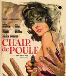 Chair de poule - French Movie Poster (xs thumbnail)