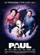 Paul - French Movie Poster (xs thumbnail)