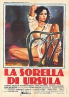 Sorella di Ursula, La - Italian Movie Poster (xs thumbnail)