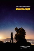 Bumblebee - French Movie Poster (xs thumbnail)