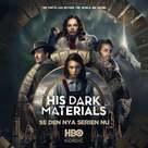 """His Dark Materials"" - Swedish Movie Poster (xs thumbnail)"