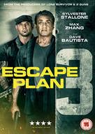 Escape Plan: The Extractors - British Movie Cover (xs thumbnail)