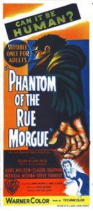 Phantom of the Rue Morgue - Australian Movie Poster (xs thumbnail)