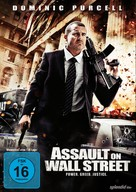 Assault on Wall Street - German Movie Cover (xs thumbnail)