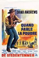 Town Tamer - Belgian Movie Poster (xs thumbnail)