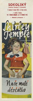 Our Little Girl - Czech Movie Poster (xs thumbnail)