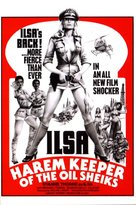 Ilsa, Harem Keeper of the Oil Sheiks - Movie Poster (xs thumbnail)
