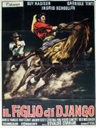 Il figlio di Django - Italian Movie Poster (xs thumbnail)