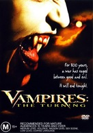 Vampires 3 - Australian Movie Cover (xs thumbnail)
