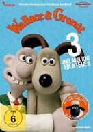Wallace & Gromit: The Best of Aardman Animation - German DVD cover (xs thumbnail)
