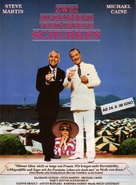 Dirty Rotten Scoundrels - German Movie Poster (xs thumbnail)