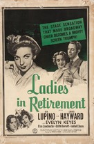 Ladies in Retirement - poster (xs thumbnail)