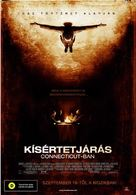 The Haunting in Connecticut - Hungarian Movie Poster (xs thumbnail)