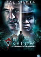 Seven Below - French Movie Cover (xs thumbnail)