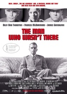 The Man Who Wasn't There - German poster (xs thumbnail)