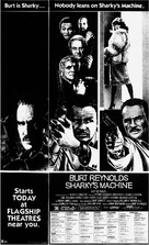 Sharky's Machine - Movie Poster (xs thumbnail)