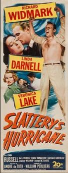 Slattery's Hurricane - Movie Poster (xs thumbnail)