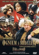 Ogniem i mieczem - Polish DVD cover (xs thumbnail)