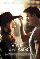 The Longest Ride - Mexican Movie Poster (xs thumbnail)