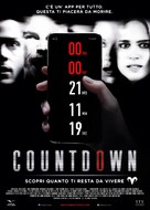 Countdown - Italian Movie Poster (xs thumbnail)