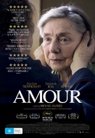 Amour - Australian Movie Poster (xs thumbnail)