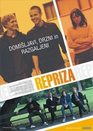 Reprise - Slovenian Movie Poster (xs thumbnail)
