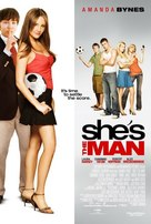 She's The Man - Movie Poster (xs thumbnail)