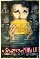 Zombies of Mora Tau - Italian Movie Poster (xs thumbnail)
