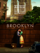 Brooklyn - French Movie Poster (xs thumbnail)